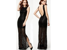 Rochie lunga BODYCON FIT