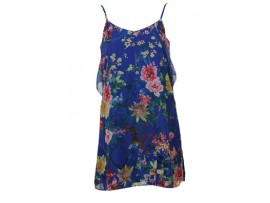 ROCHIE PULL AND BEAR BLUE