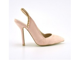 Pantofi Baldo Roz