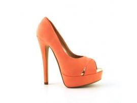 Pantofi  Doly Portocalii