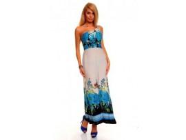 Rochie FlowerObsession Blue