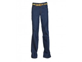 Pantaloni: Blugi Pull and Bear Outy Blue