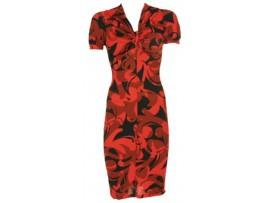 Rochie Mango Bovary Red
